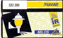 Telefoonkaart  LANDIS&GYR NEDERLAND * RCZ.529.01 - 06   301h * Massive Serie Van 6 Kaarten * TK * ONGEBRUIKT * MINT - Nederland