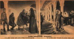 Serbische Kultusgebräuche (Kirchenkultus) / Druck, Entnommen Aus Zeitschrift / 1916 - Books, Magazines, Comics