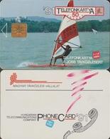 740/ Hungary; P1. Balaton Surf - Ungarn