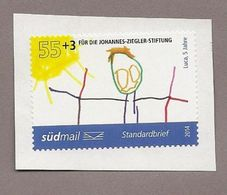 L13) Privatpost -  Südmail - Johannes-Ziegler-Stiftung - Privatpost