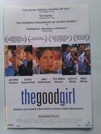 Folleto De Mano. Película The Good Girl. Jennifer Aniston. Zooey Deschanel. Miguel Arteta. Nuevo. Reproducción Actual - Merchandising