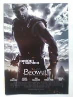 Folleto De Mano. Película Beowulf. Ray Winstone. Anthony Hopkins. John Malkovich. Angelina Jolie. Nuevo. Reproducción - Merchandising