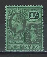 Virgin Islands SG 99, Mi 63  * MH - British Virgin Islands