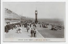 Weymouth - Jubilee Clock Tower & Esplanade - Boots - Weymouth