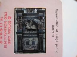 6 Diapositives CATHEDRALE DE ROUEN éditions GAUD - Diapositives