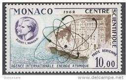 MONACO 1962 / 1964 N° 80 -  NEUF** - Airmail