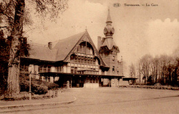 BELGIQUE - TERVUREN (TERVUEREN) - La Gare - Cpa En Très Bon état - 2 Scans - Tervuren