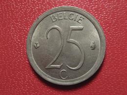 Belgique - 25 Centimes 1973 8027 - 02. 25 Centimes