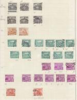 BERLIN 42-60, Ausdifferenzierte Sammlung Von 106 Marken Meist Gestempelt, Mit W3 Und W9 Gestempelt, Berliner Bauten 1949 - Gebraucht