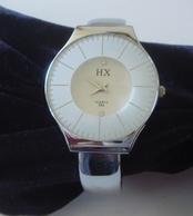 Montre Quartz HX Blanche - Voir Description Et Photos - Watches: Jewels