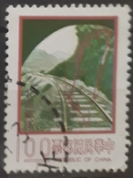 TAIWÁN 1974 Major Construction Projects. USADO - USED. - 1945-... Republik China