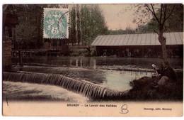 1285 - Brunoy ( S.et(O )  - Le Lavoir Des Vallées - Ducoup éd. à Brunoy - - Brunoy
