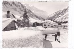 (CPSM : 15 X 10,5)  -  59  -  LE  TOUR.  -  Vue Sur Le Mont-Blanc - Andere Gemeenten