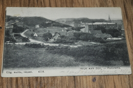 4- Wijk A/Zee Panorama - 1906 - Wijk Aan Zee