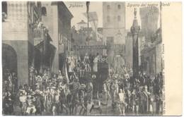 ITALIA - ITALY - ITALIE - Padova - Sipario Del Teatro Verdi - Not Used - Padova (Padua)
