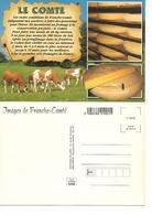 LE COMTE - Images De  Franche-Comté  / CPM Cellard Multivues - 2 - Vierge / NEUVE N° U 758256 - Ricette Di Cucina