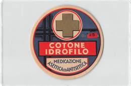 """646 """"COTONE IDROFILO """"ETICH. ORIG - Altre Collezioni"""