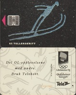 785/ Norway; P14. Skijump - Noorwegen
