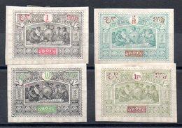 OBOCK - Neufs * - MH - Cote: 37,00 € - Obock (1892-1899)