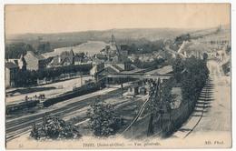CPA - TRIEL (Seine Et Oise) - Vue Générale - Triel Sur Seine