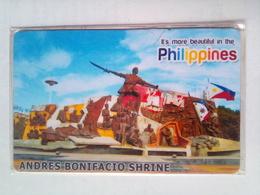 Philippines  Andres Bonifacio Shrine - Tourism