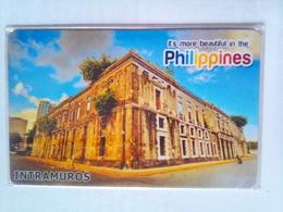 Philippnes  Intramuros - Tourism