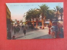 Tunisia    Bizerte Place Du Marche ----ref 2950 - Tunisie