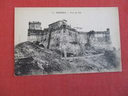 Tunisia   Tabarka Fort De I'Lie ----ref 2950 - Tunisia