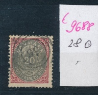 Dänemark Nr.  28   O (c9688 )  Siehe Scan Vergrößert - Gebraucht