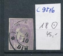 Rumänien Nr.  18  O  (c9516 )  Siehe Scan Vergrößert - Gebraucht