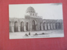 Tunisia  Kairouan De La Grande Mosquee--ref 2950 - Tunisia