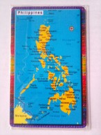 Philippines  Map - Magnets