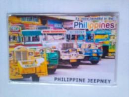 Philippines    Jeepney - Transports