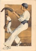 CP - Sport Sports - Le Pelotari - Pays Basque - Cartes Postales