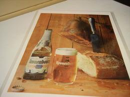 ANCIENNE AFFICHE PUBLICITE AMATEUR BIERE 1664 KRONENBOURG 1975 - Alcohols