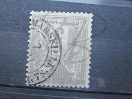 """VEND BEAU TIMBRE DE FRANCE N° 87 , CACHET """" MARSEILLE """" !!! - 1876-1898 Sage (Type II)"""