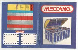 Publicité , 14 Pages, Catalogue MECCANO ,1991 , Frais Fr 1.95 E - Meccano