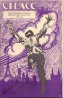 Tijdschrift - Politiek - Anti Communisme - Anti Sovjet Unie -  CILACC - 13 Cartoons - April 1939 - Histoire