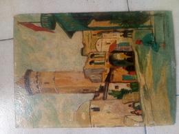 Huile Sur Caneva Orientaliste Signé Dupré 1935 - Oils