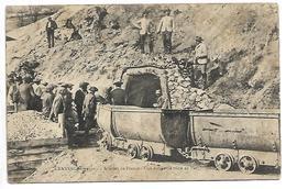 CRANSAC - Aciéries De France - Une Entrée De Mine Au Parc - Sin Clasificación