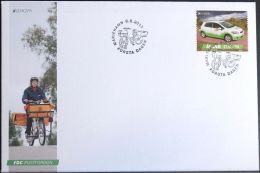 ALAND 2013 Mi-Nr. 376 FDC - Aland