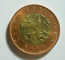 Czech Republic 50 Korun 1993 - Tchéquie
