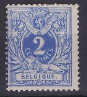 N° 27  X  ( Neuf + Charniere )  *  COB 30.00 - 1869-1888 Lion Couché