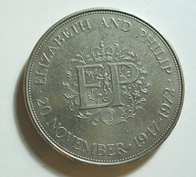 Great Britain 25 New Pence 1972 - 1971-… : Decimal Coins