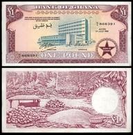 Ghana 1 POUND 1.7.1961 P 2c VF+ - Ghana