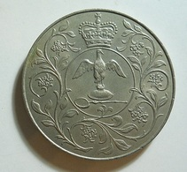 Great Britain 25 New Pence 1977 - 1971-… : Decimale Munten