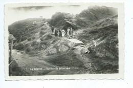 La Roche ( En Ardenne ) Vue Vers Le Belvédère - La-Roche-en-Ardenne