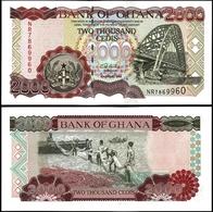 Ghana 2000 CEDIS 2003 P 33h UNC - Ghana