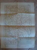 Alte Karte Von Odessa Ukraine, Kartogr. Abteilung Der Preuß. Landesaufnahme 1916 ! - Landkarten