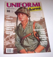 Militaria - Rivista Uniformi E Armi - N° 20 - Dicembre 1990 - Non Classificati